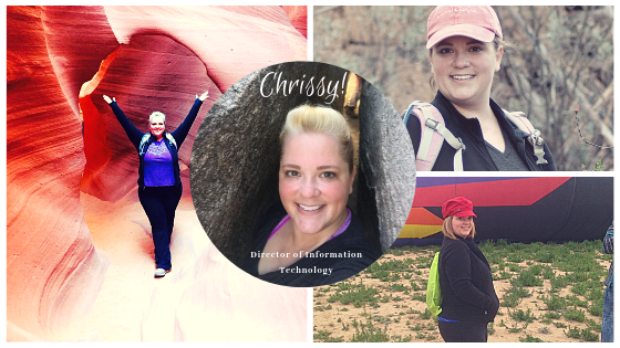 Employee Spotlight- Chrissy Beardall