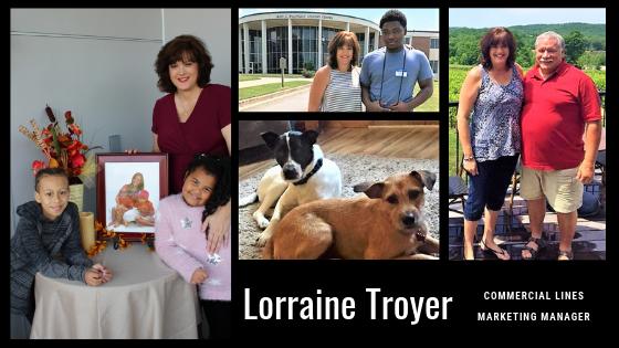 Employee Spotlight – Lorraine Troyer